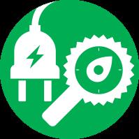 Manipulateur de charges Innovatech Industrie à alimentation électrique
