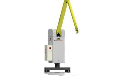 Manipulateur de charges industriel FIRST 125/3800E à alimentation 100% électrique